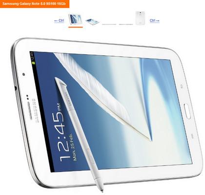 Samsung Galaxy Note 8.0 N5100 16Gb